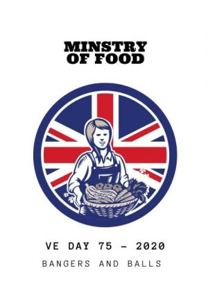 VE Day Ministry of food