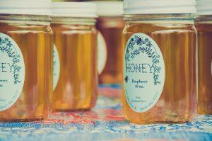 Honey Jars Photo by Amelia Bartlett on Unsplash
