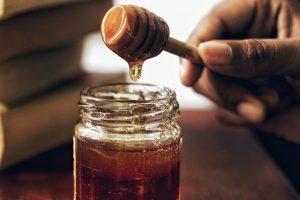 Honey Jar  Photo by Arwin Neil Baichoo on Unsplash