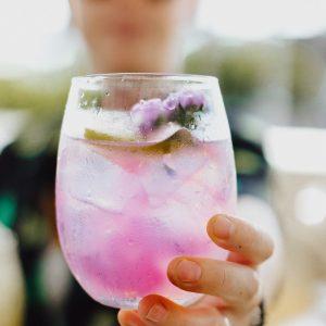 Parma Violet Cocktail