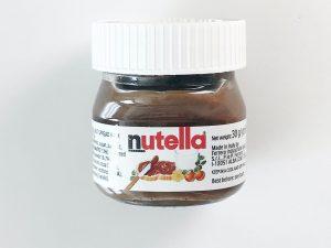 Nutella  Credit: Fakurian Design on Unsplash